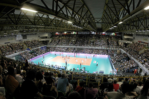 Modena fivb volleyball women 39 s world championship italy 2014 for Casa modena volley